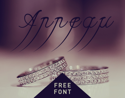 Anneau | Free Font