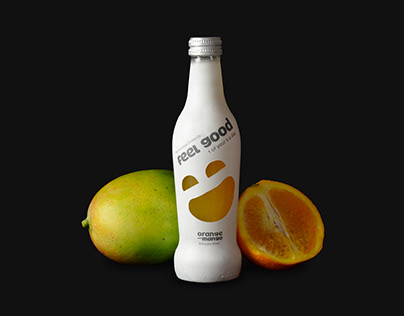 Feel Good Drinks - Packaging Design
