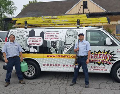 Jeremy Electrical, Heating & Cooling in Kansas CIty, MO