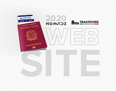 Site Trastevere | Cidadania Italiana