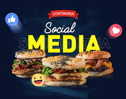 Social Media - Container Bar