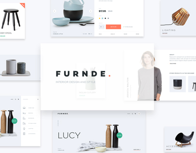 Furnde. WordPress Theme