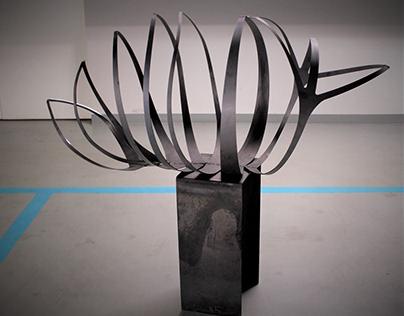 Steel Sculptures, 2018