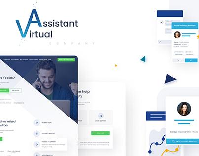 Virtual Assistants Company   Corporate site