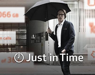 Just in Time   Shortfilm