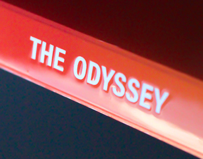 The Odyssey and The Iliad