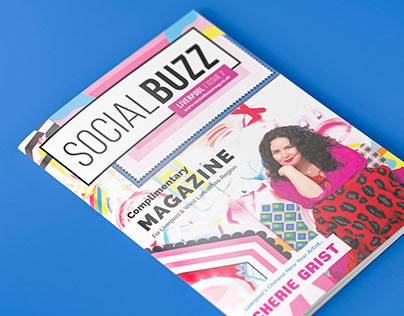 Social Buzz Magazine - Issue 2