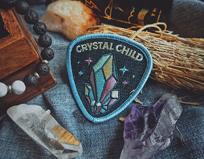 Starseed Supply Co. Patches, Pins, Shirts, and More