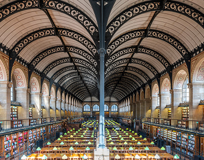 Libraries from Around the World
