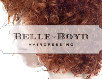 Hair Salon :: Corporate ID & Photo Retouching