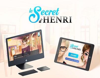 Le Secret d'Henri