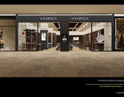 Antalya Karaca Retail Design