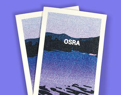 Édition   OSRA