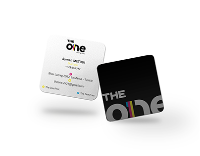 Imprimerie The One