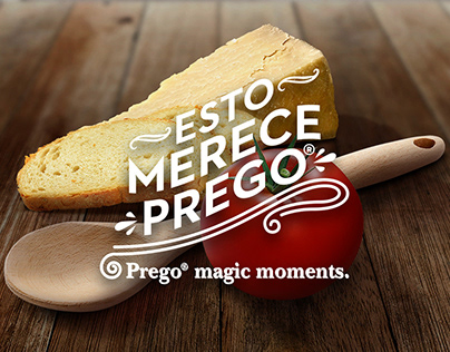 PREGO | Magic moments