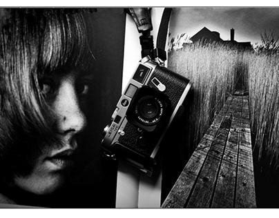 Leica Self portraits