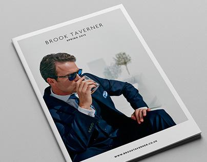 Brook Taverner Spring 2015 Book