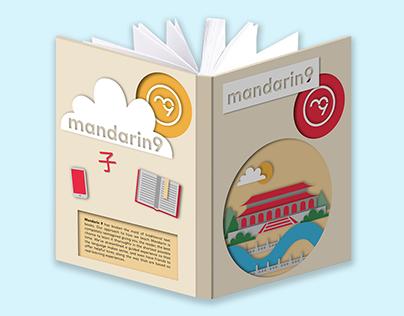Mandarin9: Education Platform