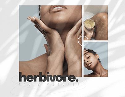 Herbivore / Cosmetic online store