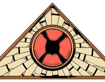 Pyramideval