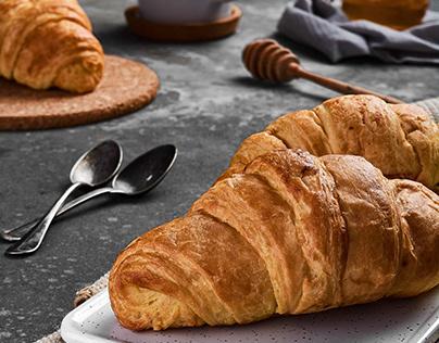 "Hammad Bakery ""Pate & croissant"""