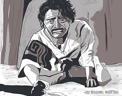 Ánimas Trujano (El hombre importante)--Toshiro Mifune