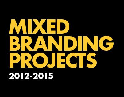 Mixed Branding '12-16