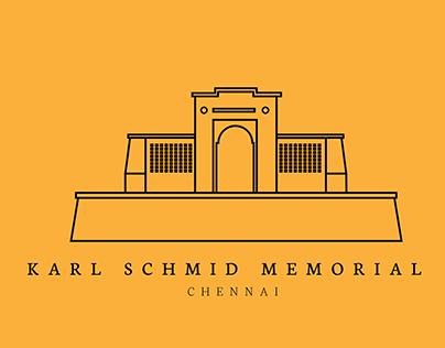 Chennai's icon - Karl Schmidt Memorial - Besant Nagar