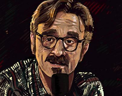 Marc Maron - Portrait
