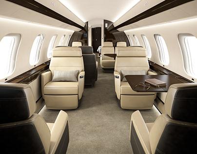 Bombardier Global 7000 Marketing Scheme