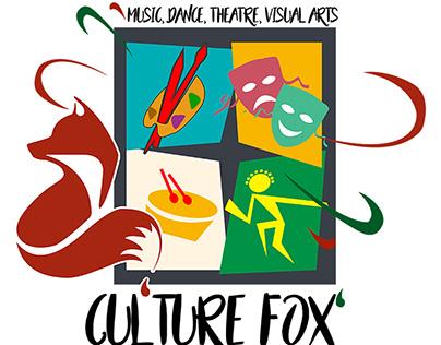 Culture Fox Logo Designing
