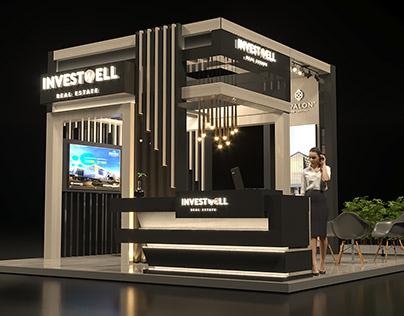 INBESTWELL Booth