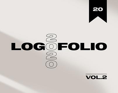 LOGOFOLIO 2020 – 20 Logos