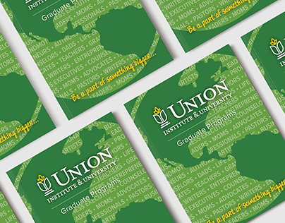 Union: Graduate Programs Booklets
