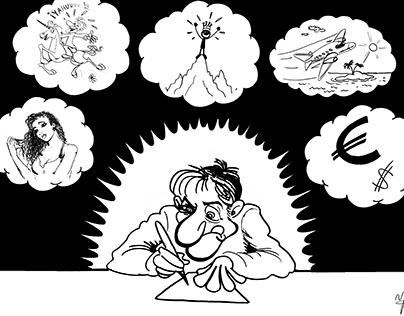 Ilustración para post del blog de ComicSquare