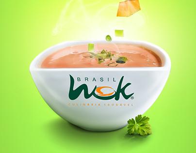 BRASIL WOK - HOT SOUP