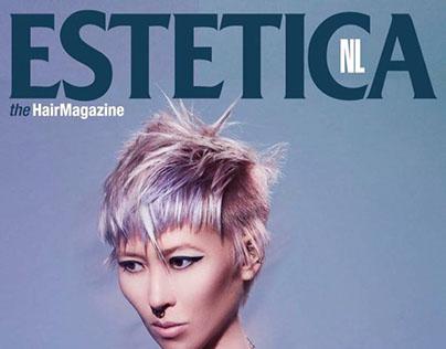 Coverstory for Estetica Magazine