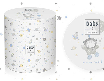 KARACA HOME / BABY PRODUCT BOX DESIGN