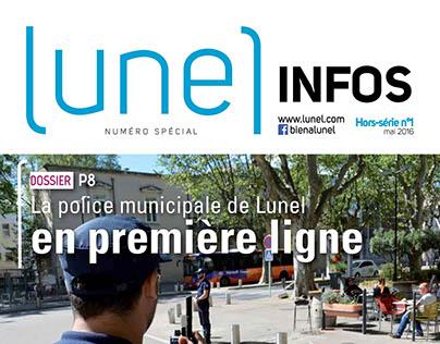Lunel Infos - Numéro Spécial Police Municipale