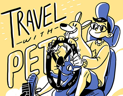 Travel with Pet Infographic