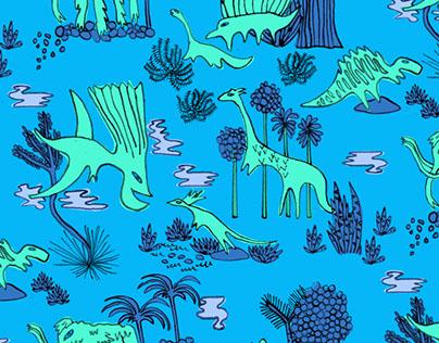Triassic Pattern