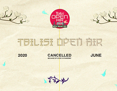 Tbilisi Open Air 2020