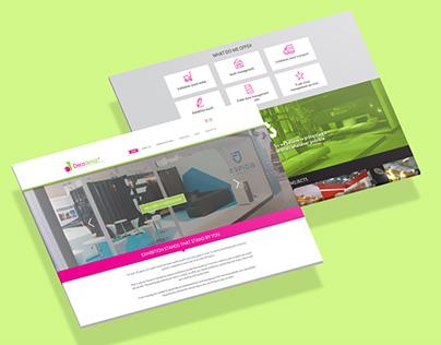Deco Design UI design