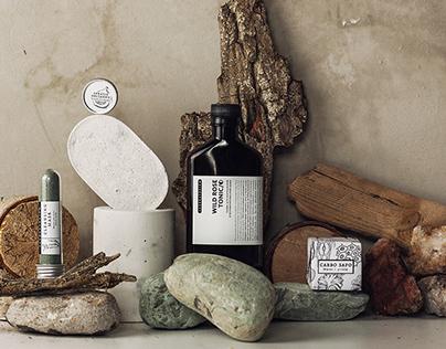 Product shooting for Laboratorium cosmetics
