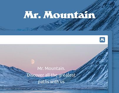 Mr. Mountain