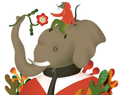 The Rats and The Elephants - ELEPHANT GYM japan Tour