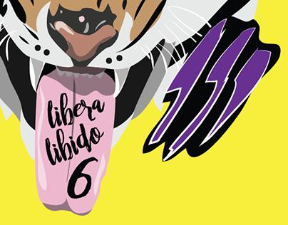Libera a Libido 6 / Graphic Material