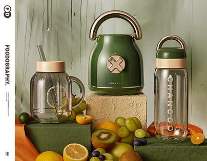 是家电 也是艺术品 | 橙厨Juice Cup ✖ foodography