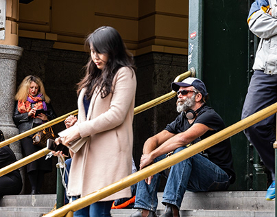 Melbourne - Street Photography