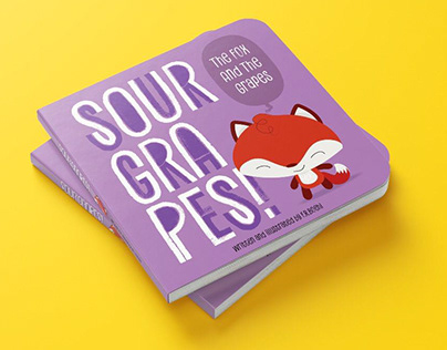 Sour Grapes (The Fox and the Grapes)